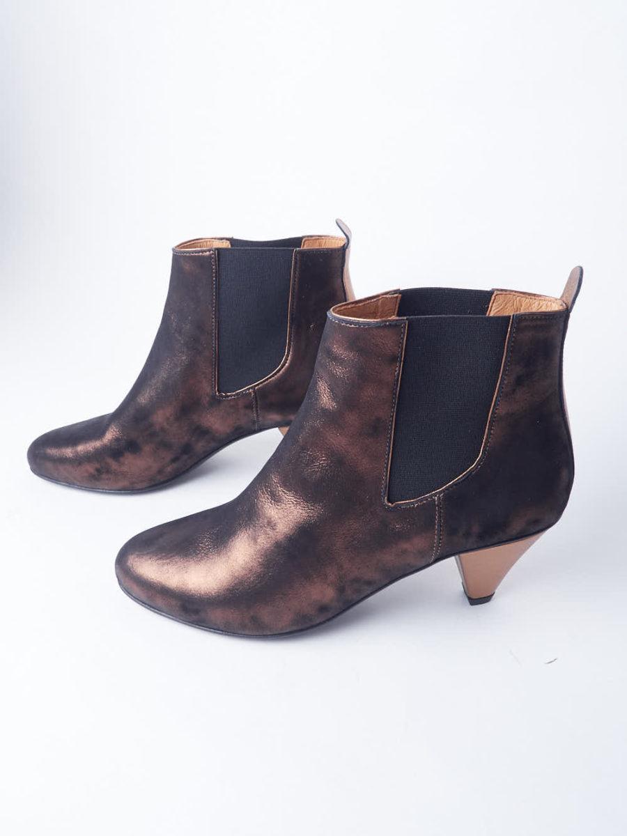 Chaussure femme cuir créateur