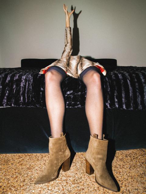 Chaussure femme créateur cuir
